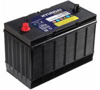 Автомобильные аккумуляторы HYUNDAI 100Ач EN1000 унив. (330х173х239, B00) MF31-1000T резьба 3/8 Energy Универсальная полярность Азия