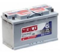 Автомобильные аккумуляторы Mutlu EFB 95Ач EN640А о.п. (353х175х190, B13) FL5.95.064.A Обратная полярность Евро
