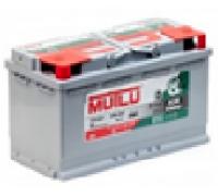 Автомобильные аккумуляторы Mutlu AGM 95Ач EN900А о.п. (353х175х190, B13) AGM.L5.95.090.A Обратная полярность Евро