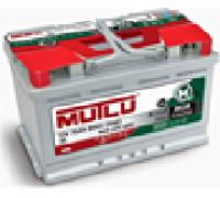 Автомобильные аккумуляторы Mutlu AGM 70Ач EN760А о.п. (278х175х190, B13) AGM.L3.70.076.A Обратная полярность Евро