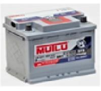 Автомобильные аккумуляторы Mutlu EFB 60Ач EN360А о.п. (242х175х190, B13) FL2.60.036.A Обратная полярность Евро