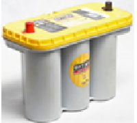 Автомобильные аккумуляторы OPTIMA YellowTop 75Ач ЕN975 uni (325х165х238, B00) 8051-187 / YT S-5,5 / BCI D31A Универсальная полярность яхт