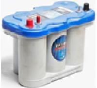 Автомобильные аккумуляторы OPTIMA BlueTop 66Ач EN845А п.п. (309х172х221, B01) 8027-227 / BT DC-5,0 / BCI D27M Прямая полярность яхт