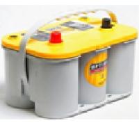 Автомобильные аккумуляторы OPTIMA YellowTop 55Ач EN765А п.п. (254х175х200, B01) 8012-254 / YT S-4,2 / BCI D34 Прямая полярность США