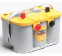 Автомобильные аккумуляторы OPTIMA YellowTop 55Ач EN765А п.п. (254х175х200, B01) 8014-254 / YT U-4,2 / BCI D34/78 (4-кл.) Прямая полярность США