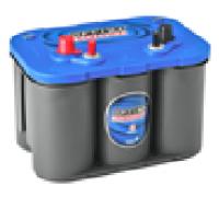 Автомобильные аккумуляторы OPTIMA BlueTop 50Ач EN815А uni (254х175х200, B00) 8006-252 / BT SLI 4.2 Универсальная полярность США