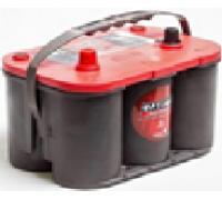 Автомобильные аккумуляторы OPTIMA RedTop 50Ач EN815А п.п. (254х175х200, B01) 8002-250 / RT S-4,2 / BCI 34 Прямая полярность США