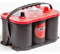 Автомобильные аккумуляторы OPTIMA RedTop 50Ач EN815А о.п. (254х175х200, B01) 8003-251 / RT R-4,2 / BCI 34R Обратная полярность США