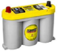 Автомобильные аккумуляторы OPTIMA YellowTop 55Ач 6V EN765А п.п. (255х90х206, B01) 8018-356 / S 2.1 Прямая полярность США