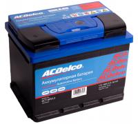 Автомобильные аккумуляторы  ACDelco 60 А/ч прямая L+ EN600 А 242x175x190 19375454