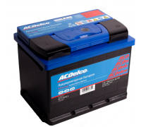 Автомобильные аккумуляторы  ACDelco 62 А/ч прямая L+ EN580 А 242x175x175 19375461