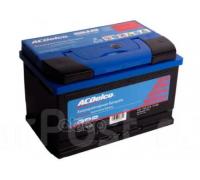 Аккумулятор ACDelco 77 А/ч обратная R+ EN750 А 278x175x175 19375458