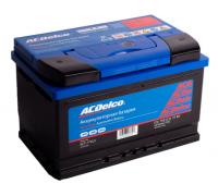 Автомобильный аккумулятор ACDelco 77 А/ч прямая L+ EN750 А 278x175x175 19375456
