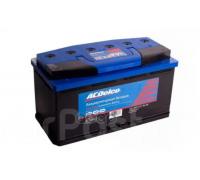 Автомобильные аккумуляторы   ACDelco 95 А/ч прямая L+ EN850 А 353x175x190 19375459