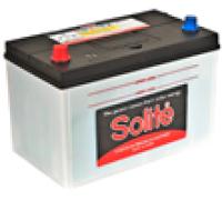 Автомобильные аккумуляторы SOLITE 95Ач EN750А п.п. (301х172х220, B00) 115D31R Прямая полярность Азия