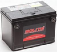 Автомобильные аккумуляторы SOLITE 75Ач EN750А п.п. (260х179х184) CMF78-750 бок.кл. Прямая полярность США