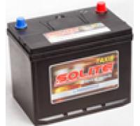 Автомобильные аккумуляторы SOLITE 80Ач EN640А п.п. (260х168х220, B01) TAXI 80 R Прямая полярность Азия