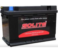Автомобильные аккумуляторы SOLITE 80Ач EN700А о.п. (314х174х174, B13) CMF58014 Обратная полярность Евро