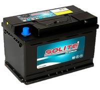 Автомобильные аккумуляторы SOLITE EFB 80Ач EN740А о.п. (314х174х174, B13) EFB 80 Обратная полярность Евро
