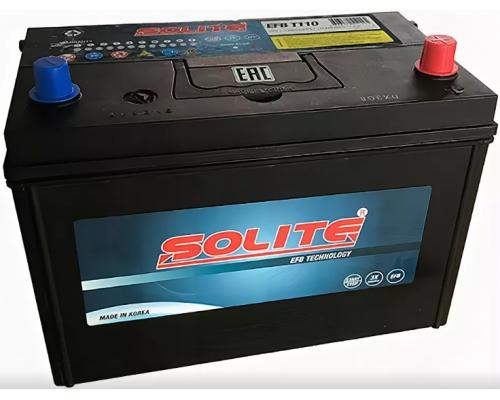 SOLITE 80Ач EN740А