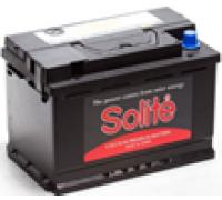 Автомобильные аккумуляторы SOLITE 74Ач EN690А п.п. (277х174х189, B13) CMF57413 Прямая полярность Евро