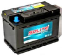 Автомобильные аккумуляторы SOLITE EFB 74Ач EN690А о.п. (277х174х189, B13) EFB 70 Обратная полярность Евро