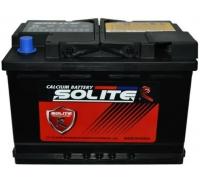 Автомобильные аккумуляторы SOLITE AGM 70Ач EN760А о.п. (277х174х189, B13) AGM 70 Обратная полярность Евро
