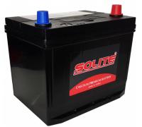 Автомобильные аккумуляторы SOLITE 65Ач EN550А о.п. (230х168х220, B00) 75D23L Обратная полярность Азия