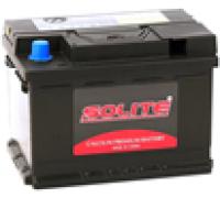 Автомобильные аккумуляторы SOLITE 60Ач EN590А о.п. (242х174х174, B13) CMF56040 Обратная полярность Евро