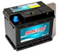Автомобильные аккумуляторы SOLITE EFB 60Ач EN560А о.п. (242х174х189, B13) EFB 60 Обратная полярность Евро