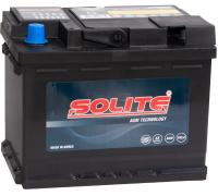 Автомобильные аккумуляторы SOLITE AGM 60Ач EN640А о.п. (242х174х189, B13) AGM 60 Обратная полярность Евро