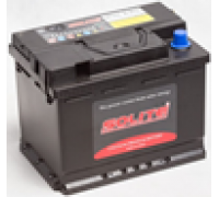 Автомобильные аккумуляторы SOLITE 55Ач EN510А п.п. (242х174х189, B13) CMF55565 Прямая полярность Евро