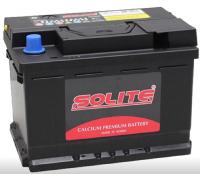 Автомобильные аккумуляторы SOLITE 55Ач EN510А п.п. (208х174х174, B13) CMF55516 Прямая полярность Евро