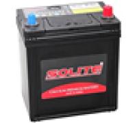 Автомобильные аккумуляторы SOLITE 44Ач EN350А о.п. (187х127х219, B01) CMF 44AL узк.кл. Обратная полярность Азия