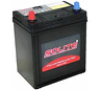 Автомобильные аккумуляторы SOLITE 44Ач EN350А п.п. (187х127х219, B01) CMF 44AR узк.кл. Прямая полярность Азия