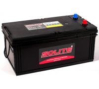 Автомобильные аккумуляторы SOLITE 220Ач EN1300А п.п. (503х261х239, B00) CMF 220L Прямая полярность Груз