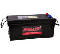 Автомобильные аккумуляторы SOLITE 200Ач EN1200А п.п. (503х216х239, B00) 195G51L Прямая полярность Груз