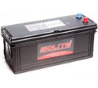 Автомобильные аккумуляторы SOLITE 120Ач EN900 п.п. (503х216х230, B00) 130F51L Прямая полярность Груз