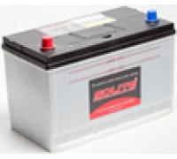 Автомобильные аккумуляторы SOLITE 115Ач EN850А п.п. (324х172х224, B01) CMF115R Прямая полярность Азия