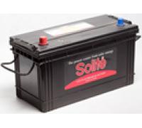 Автомобильные аккумуляторы SOLITE 115Ач EN850А п.п. (403х175х224, B00) 115E41R Прямая полярность Азия