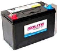 Автомобильные аккумуляторы SOLITE DC 105Ач EN700А п.п. (330х172х238, B00) DC 31 Прямая полярность яхт