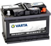Автомобильные аккумуляторы Varta Promotive HD 66Ач EN510А о.п. (278х175х190, B13) D33 / 566 047 051 Обратная полярность Евро