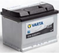 Автомобильные аккумуляторы Varta Black Dynamic 56Ач EN480А о.п. (242Х175х190, B13) C14 / 556 400 048 Обратная полярность Евро