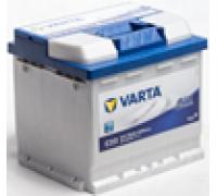 Автомобильные аккумуляторы Varta Blue Dynamic 52Ач EN470А о.п. (207х175х190, B13) C22 / 552 400 047 Обратная полярность Евро