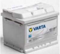 Автомобильные аккумуляторы Varta Silver Dynamic 52Ач EN520А о.п. (207х175х175, B13) C6 / 552 401 052 Обратная полярность Евро