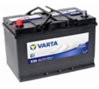 Автомобильные аккумуляторы Varta Blue Dynamic 75Ач EN680А п.п. (261х175х220, B01) E26 / 575 413 068 Прямая полярность Азия