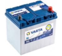 Автомобильные аккумуляторы Varta Blue Dynamic EFB 65Ач EN570А о.п. (232х173х225, B00) N65 / 565 501 065 Обратная полярность Азия