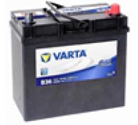 Автомобильные аккумуляторы Varta Blue Dynamic 48Ач EN420А о.п. (238х129х227, B00) B36 / 548 175 042 Обратная полярность Азия
