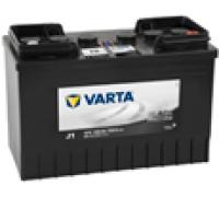 Автомобильные аккумуляторы Varta Promotive HD 125Ач EN720А о.п. (349х175х290, B00) J1 / 625 012 072 Обратная полярность Азия