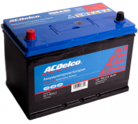 Автомобильные аккумуляторы ACDelco 90 А/ч прямая L+ EN780 А 306x175x225 19375465 Прямая полярность